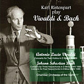 Play & Download Karl Ristenpart Play Vivaldi & Bach by Karl Ristenpart | Napster