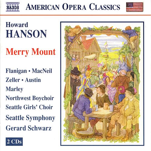 HANSON: Merry Mount by Various Artists