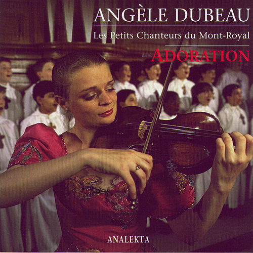 Play & Download Adoration by Angèle Dubeau | Napster