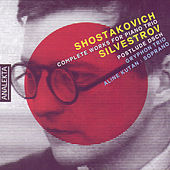 Play & Download Shostakovich-Silvestrov by The Gryphon Trio | Napster