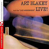 Live! Vol. 1 (Digitally Remastered) by Jazz Messengers