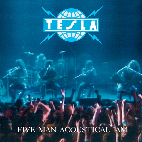 Five Man Acoustical Jam by Tesla