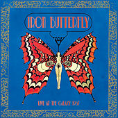 Play & Download Live at the Galaxy 1967 by Iron Butterfly | Napster
