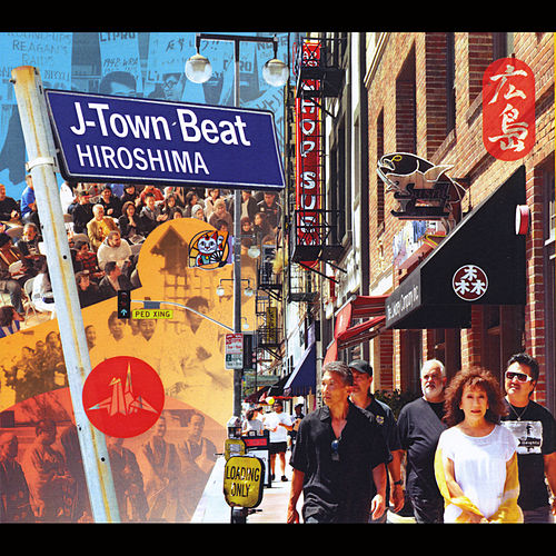Play & Download J-Town Beat by Hiroshima | Napster