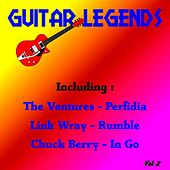 Play & Download Guitar Legends, Vol.2 by Various Artists | Napster
