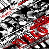 Play & Download Caminando En Fuego (Official Remix) [feat. Nejo El Broky, Jomar El Caballo Negro, Kendo Kaponi & Arcangel] by Baby Rasta & Gringo | Napster