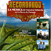 Play & Download Recordando la Musica de Nuestra Infancia en la Sierra de Durango by Various Artists | Napster