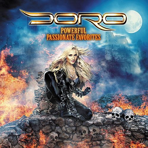 Powerful Passionate Favorites von Doro