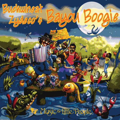 Play & Download Bayou Boogie by Buckwheat Zydeco | Napster