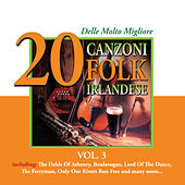 20 delle Molto Migliore Canzoni Folk Irlandese, Vol. 3 by Various Artists