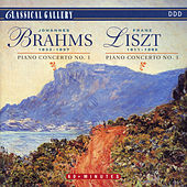 Brahms - Liszt: Piano Concertos No. 1 by Various Artists