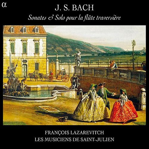 Play & Download J.S. Bach: Works for Flute by François Lazarevitch | Napster