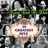 Play & Download 50 Greatest Hits Best of Ustad Nusrat Fateh Ali Khan Sufi Songs and Qawwalies by Nusrat Fateh Ali Khan | Napster