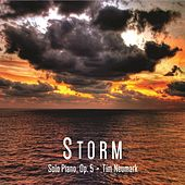 Storm (Solo Piano, Op. 5) by Tim Neumark