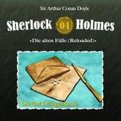Die alten Fälle (Reloaded) - Fall 04: Die fünf Orangenkerne von Sherlock Holmes