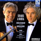 Play & Download Strauss & Dvorak by Arnold Steinhardt | Napster