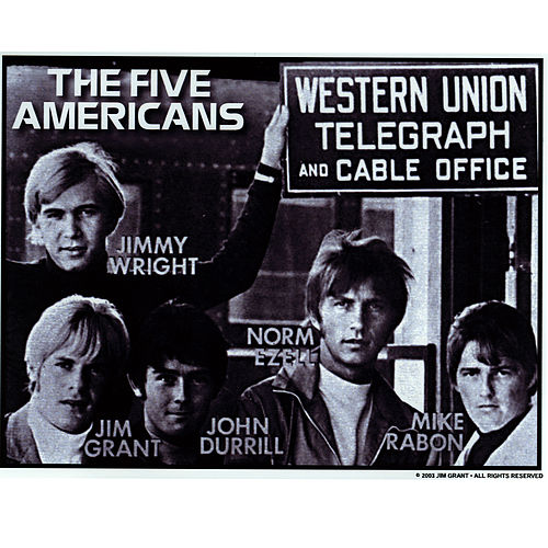 Play & Download The Five Americans by The Five Americans | Napster