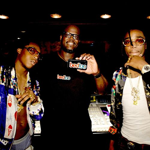 Bedloo (Instrumental With Hook) [feat. Zaytoven] by Migos