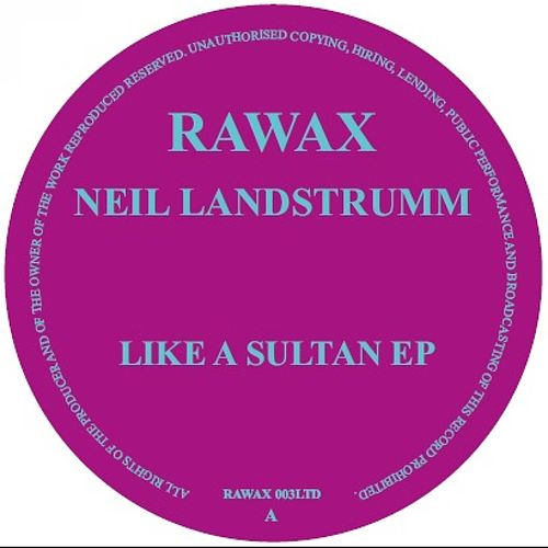 Play & Download Like a Sultan by Neil Landstrumm | Napster