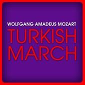 Wolfgang Amadeus Mozart: Turkish March by Margarete Babinsky