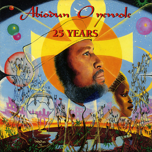 Play & Download 25 Years by Abiodun Oyewole | Napster