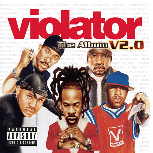 Violator The Album: V2.0 by Various Artists