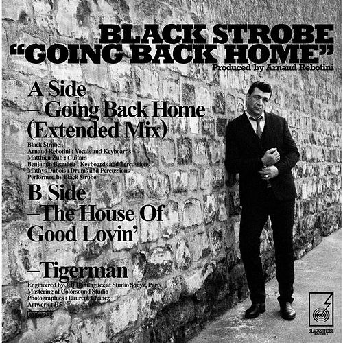 Play & Download Going Back Home by Black Strobe | Napster