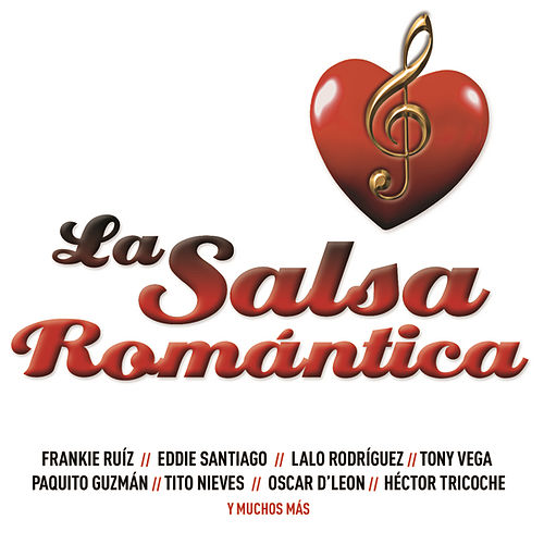 Play & Download La Salsa Romántica by Various Artists | Napster