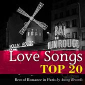 Play & Download Love Songs : Top 20 (Best of Romance in Paris) by Various Artists | Napster