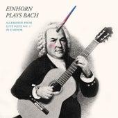 Bach: Lute Suite No. 1 in E Minor, BWV 996: II. Allemande by Craig Einhorn