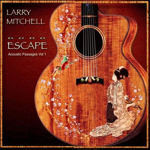 Escape (Acoustic Passages Vol.1) by Larry Mitchell