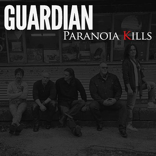Play & Download Paranoia Kills by Guardian | Napster