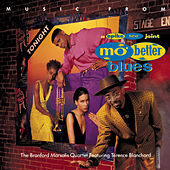 Mo' Better Blues by Branford Marsalis