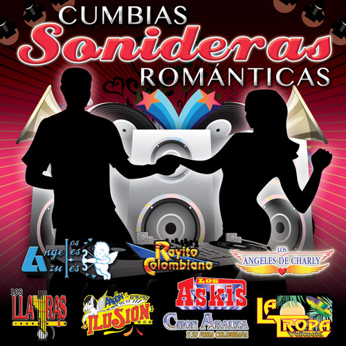Cumbias Sonideras Románticas by Various Artists