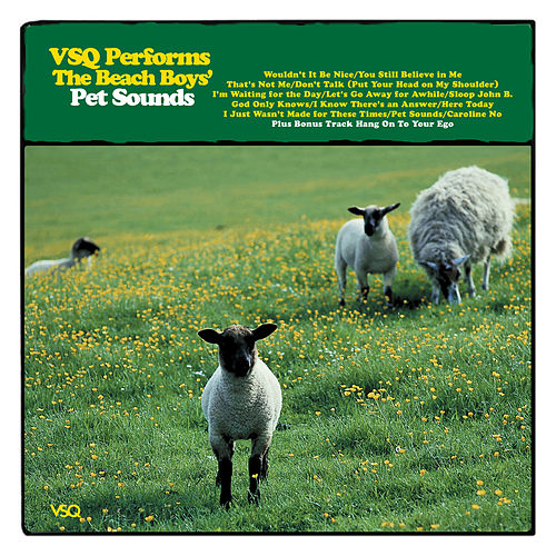 Play & Download The String Quartet Tribute to The Beach Boys: Pet Sounds by Vitamin String Quartet | Napster