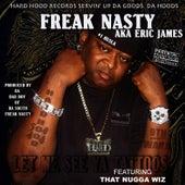 Let Me C Ya Tattoos by Freak Nasty