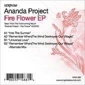 Fire Flower EP by Ananda Project