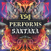 The String Quartet Tribute To Santana by Vitamin String Quartet