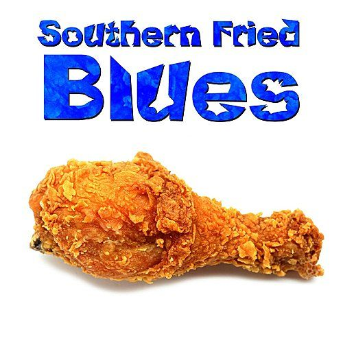 Southern Fried Blues by Various Artists