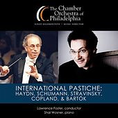 Play & Download International Pastiche: Haydn, Schumann, Stravinsky, Copland & Bartók by Various Artists | Napster