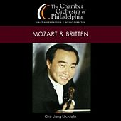 Mozart & Britten by Various Artists