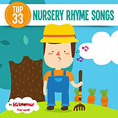 Top 33 Nursery Rhyme Songs by The Kiboomers