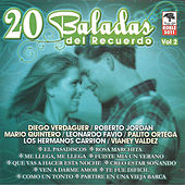 20 Baladas Del Recuerdo, Vol. 2 by Various Artists