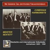 Die goldene Ära deutscher Vokalensembles (Recorded 1929-1938) by Various Artists