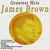 Greatest Hits: James Brown by James Brown