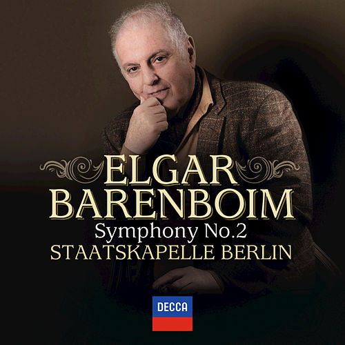 Elgar: Symphony No.2 by Staatskapelle Berlin