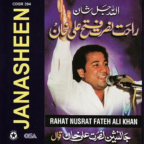 Play & Download Janasheen by Rahat Nusrat Fateh Ali Khan | Napster