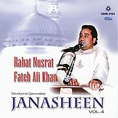 Play & Download Janasheen Volume 4 by Rahat Nusrat Fateh Ali Khan | Napster