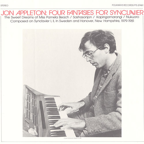 Play & Download Four Fantasies for Synclavier by Jon Appleton | Napster