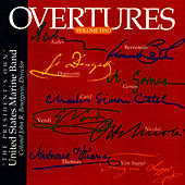 Play & Download Overtures Vol. 2 by United States Marine Band | Napster